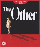 The Other - British Blu-Ray movie cover (xs thumbnail)