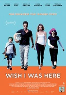 Wish I Was Here - German Movie Poster (xs thumbnail)