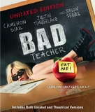 Bad Teacher - Blu-Ray movie cover (xs thumbnail)