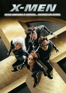 X-Men - French Movie Cover (xs thumbnail)