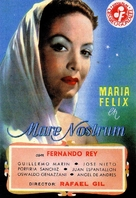 Mare nostrum - Spanish Movie Poster (xs thumbnail)