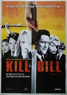 Kill Bill: Vol. 1 - Turkish Movie Poster (xs thumbnail)