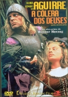 Aguirre, der Zorn Gottes - Brazilian DVD movie cover (xs thumbnail)