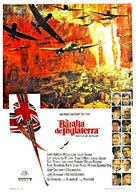 Battle of Britain - Spanish Movie Poster (xs thumbnail)