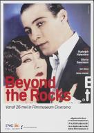 Beyond the Rocks - Dutch Movie Poster (xs thumbnail)