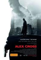 Alex Cross - Australian Movie Poster (xs thumbnail)