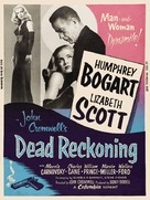 Dead Reckoning - Re-release movie poster (xs thumbnail)