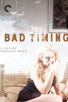 Bad Timing - DVD cover (xs thumbnail)