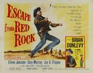 Escape from Red Rock - Movie Poster (xs thumbnail)