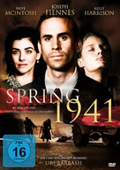Spring 1941 - German DVD cover (xs thumbnail)
