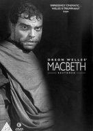 Macbeth - British DVD cover (xs thumbnail)