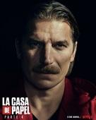 """La casa de papel"" - Spanish Movie Poster (xs thumbnail)"