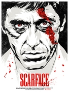 Scarface - poster (xs thumbnail)