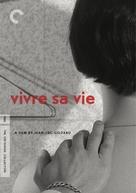 Vivre sa vie: Film en douze tableaux - Movie Cover (xs thumbnail)