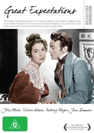 Great Expectations - Australian DVD cover (xs thumbnail)