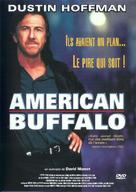 American Buffalo - French DVD movie cover (xs thumbnail)