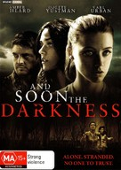 And Soon the Darkness - Australian DVD cover (xs thumbnail)