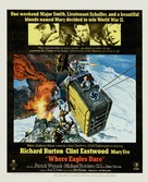 Where Eagles Dare - Movie Poster (xs thumbnail)