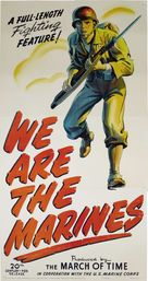 We Are the Marines - Movie Poster (xs thumbnail)