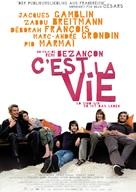 Le premier jour du reste de ta vie - German Movie Poster (xs thumbnail)