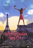 Un indien dans la ville - Movie Poster (xs thumbnail)