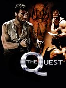 The Quest - German Movie Cover (xs thumbnail)
