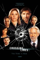 """Crossing Lines"" - German Movie Poster (xs thumbnail)"