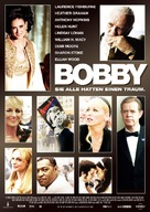 Bobby - German Movie Poster (xs thumbnail)