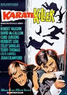 The Karate Killers - German Movie Poster (xs thumbnail)