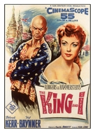 The King and I - Movie Poster (xs thumbnail)