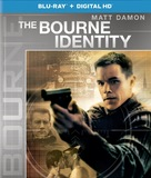 The Bourne Identity - Movie Cover (xs thumbnail)