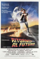 Back to the Future - Italian Movie Poster (xs thumbnail)