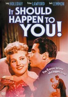 It Should Happen to You - DVD cover (xs thumbnail)