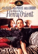 The World of Henry Orient - Movie Cover (xs thumbnail)