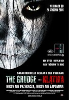 The Grudge - Polish Movie Poster (xs thumbnail)