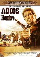 Sette pistole per un massacro - French DVD movie cover (xs thumbnail)