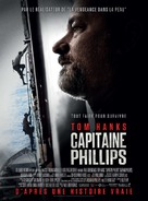 Captain Phillips - French Movie Poster (xs thumbnail)