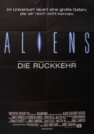 Aliens - German Movie Poster (xs thumbnail)