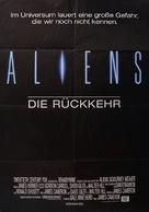 Aliens - German Movie Poster (xs thumbnail)