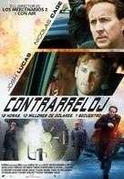 Stolen - Spanish Movie Poster (xs thumbnail)