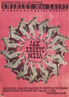 Ask Any Girl - Polish Movie Poster (xs thumbnail)