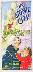 The Atomic City - Australian Movie Poster (xs thumbnail)