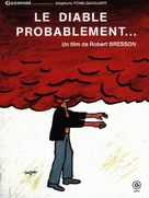 Diable probablement, Le - French DVD cover (xs thumbnail)
