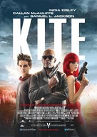 Kite - South African Movie Poster (xs thumbnail)