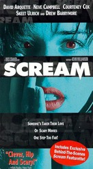 Scream - VHS movie cover (xs thumbnail)