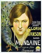 A Society Scandal - Belgian Movie Poster (xs thumbnail)