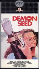Demon Seed - Dutch VHS cover (xs thumbnail)