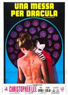 Taste the Blood of Dracula - Italian Movie Poster (xs thumbnail)