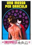 Taste the Blood of Dracula - Italian Movie Poster (xs thumbnail)