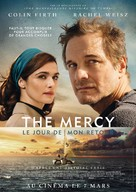 The Mercy - Swiss Movie Poster (xs thumbnail)